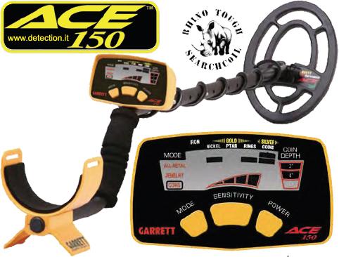 Металлоискатель ACE 150